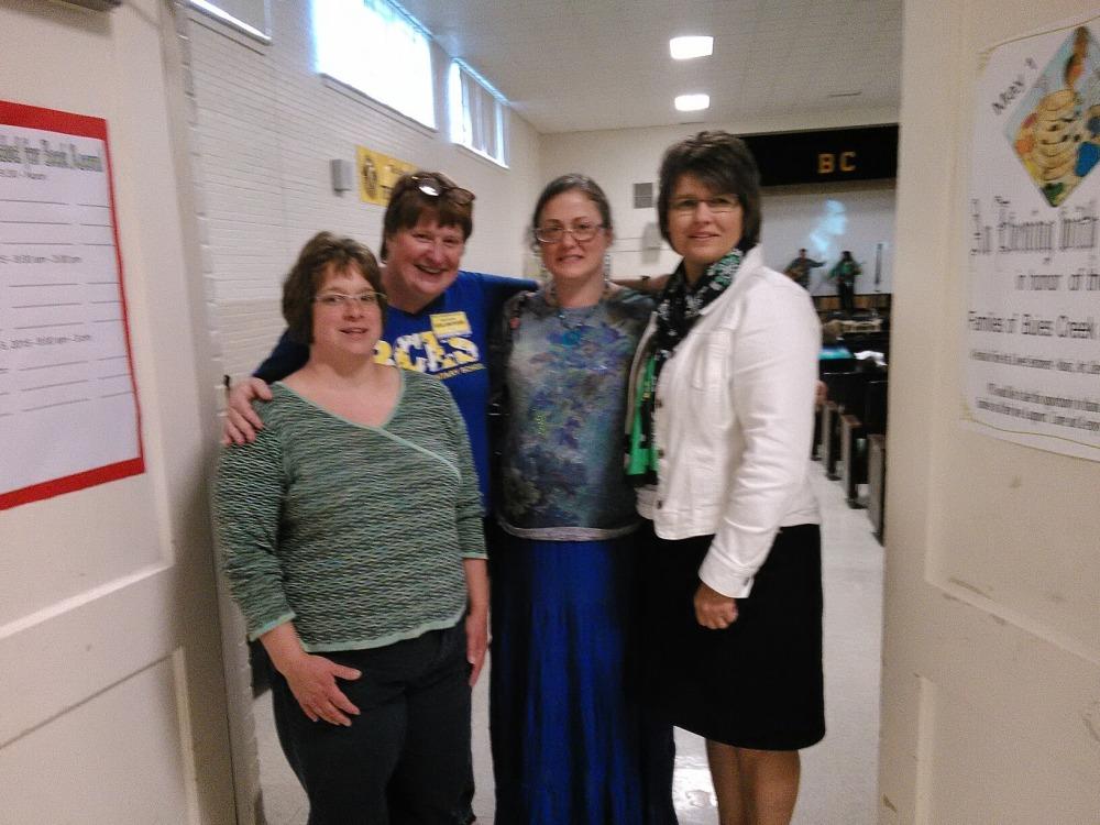 Success at Buies Creek Elementary Arts Night! #inspiringfutureauthors (4/4)