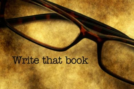 Write that book